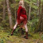 Bosjesvrouw